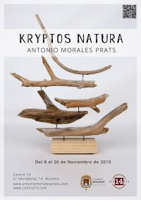 Exposición kryptos_natura