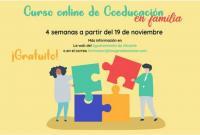 """Curso Online """"Coeducación en Familia"""""""