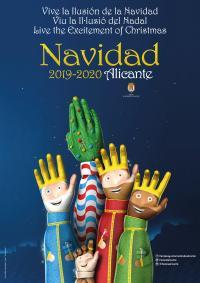 Cartel de Navidad 2019-2020
