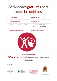 "Cartel Saludablemente ""Islal de Cuba"" 2019"