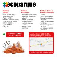 Folleto Ecoparque