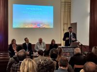 El alcalde de Alicante, Luis Barcala, en las jornadas EDUSI
