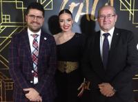 """El edil de Seguridad, José Ramón González, en la IX Gala de """"Festa i Tradició"""""""