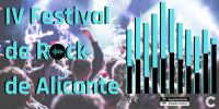 Convocatoria IV Festival de Rock de Alicante