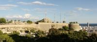 Castillo San Fernando y Santa Bárbara