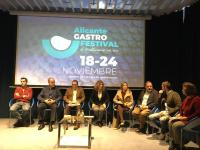 Mesa redonda en la I edición del 'Alicante Gastro Festival'