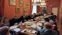 Imagen de la reunión sobre el Plan de la Zona Norte