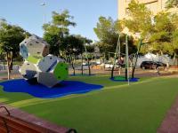 Zona de juegos Plaza san Juan de Dios