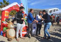 El concejal de Deportes ha entregado los trofeos a los ganadores y ganadora de las diversas modalidades de la prueba