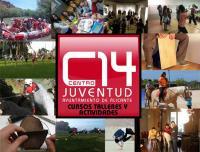 Cursos, talleres y actividades - Centro 14
