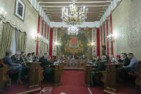 Momento del debate del estado de la ciudad