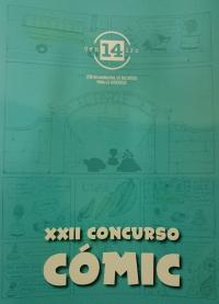 Exposición de los trabajos presentados en el XXII Concurso de Cómic para Autores Noveles
