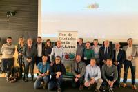 Miembros de la Asamblea General del 2019 de la Red de Ciudades por la Bicicleta