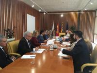 Reunión de la Comisión de Hacienda