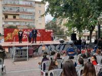 """El concejal de Coordinación de Proyectos, Antonio Peral, en la jornada """"La escuela trae la Navidad a la Plaza"""""""