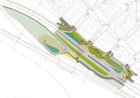 Plataforma ciclista y peatonal Euipo Urbanova
