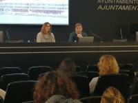 """Acto de presentación del Programa """"Lanzadera"""""""