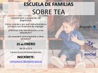 Escuela de Familias sobre TEA