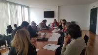 Reunión presupuestos turismo