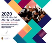 Programa enero-abril 2020