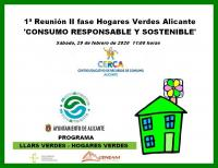 Consumo responsable - Hogares Verdes