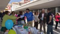 El alcalde, con las asociaciones de pacientes