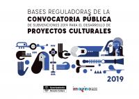Convocatoria pública de subvenciones 2019 para el desarrollo de proyectos culturales