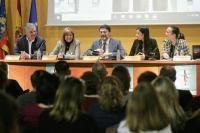 El alcalde de Alicante, Luis Barcala, en la inauguración del Congreso