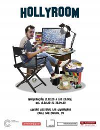 Cartel. Hollyroom. Ben Fernandez