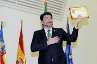 """Luis Barcala """"Andaluz del Año"""""""