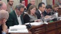 La concejala Julia Llopis ha defendido en el Pleno la propuesta de acuerdo para dar el visto bueno al Plan
