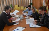 El alcalde ha trasladado su planteamiento a los portavoces de los grupos políticos