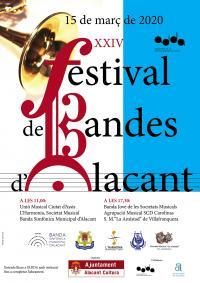 XXIV del Festival de Bandes d´Alacant
