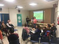 El concejal de Medio Ambiente, Manuel Villar, en la presentación del programa