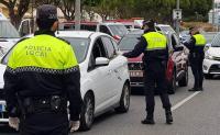 Controles Policía Local