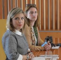 Las portavoces municipal y del PP suscriben la declaración institucional