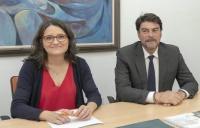 Correctivo del Pleno de Alicante, dirigido por Luis Barcala, contra las políticas de Mónica Oltra sobre la Renta Valenciana de Inclusión