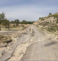 El Ayuntamiento invierte 1,3 millones de euros en reparar los daños de las lluvias de septiembre en Alicante