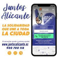 #JuntosAlicante