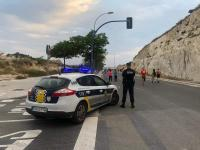 El Ayuntamiento va a cerrar otro tramo de la Vía Parque sumando ya ocho peatonalizaciones y ampliando los espacios para los paseos y la práctica del deporte en Alicante