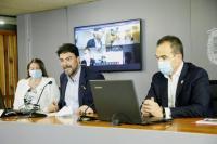 El alcalde de Alicante, Luis Barcala