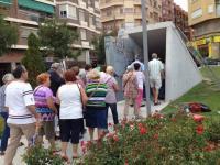 Nou programa de visites guiades al Refugi de Plaza Sèneca