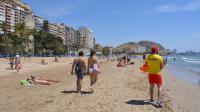 Alicante abre sus playas con el dispositivo de asistencia y salvamento al completo