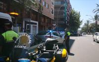 La Policía Local impone medio centenar de denuncias por desobediencia esta semana en Alicante