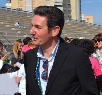 El concejal de Deportes, José Luis Berenguer