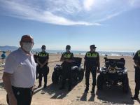 La Policía Local anuncia controles de aforos y un amplio dispositivo de seguridad