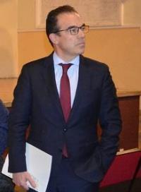 El concejal de Coordinación de Proyectos, Antonio Peral
