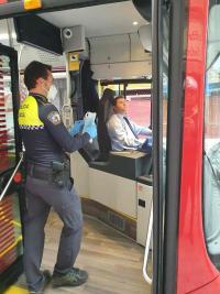 Agente de la Policía Local de Alicante