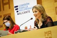 Vicealcaldesa de Alicante, Mari Carmen Sánchez