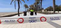 Dispositivo de la Policía Local de Alicante
